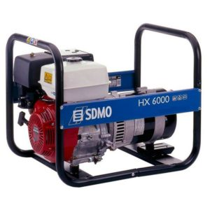 SDMO HX 6000